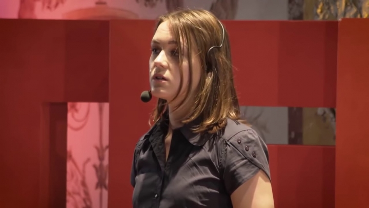 麗雅.海涅指孌童癖者認為兒童有性吸引力是不能控制的情感,理應被接受 (圖:網絡圖片)