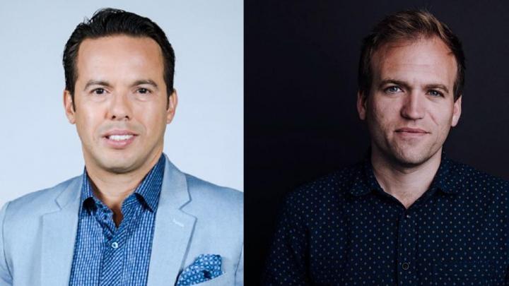 塞繆爾•羅德里格斯(左)(Samuel Rodriguez)和約翰尼•摩爾(Johnnie Moore)(右)(圖:來自網絡)