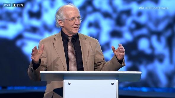 著名改革宗神學家約翰•派博牧師(John Piper)(網絡截圖)