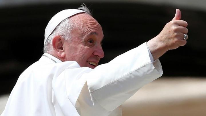 中梵臨時協議受質疑,但有指教宗此舉為換取中國對30名地下主教的認可。(圖:梵蒂岡)