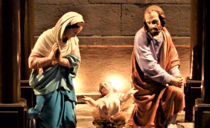 耶穌誕生帶給世人真喜樂。(圖:FreeImage)