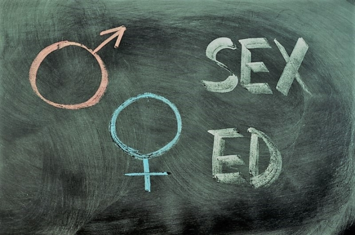 「情性教育」包括性知識、技能、態度、情感關係等。(圖:網絡圖片)