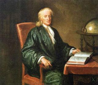 科學家牛頓同時為基督徒。(圖:網絡圖片)