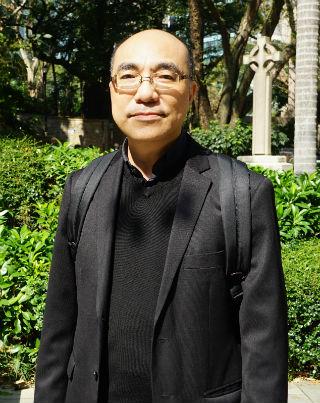 朱永生牧師。(圖:基督日報)