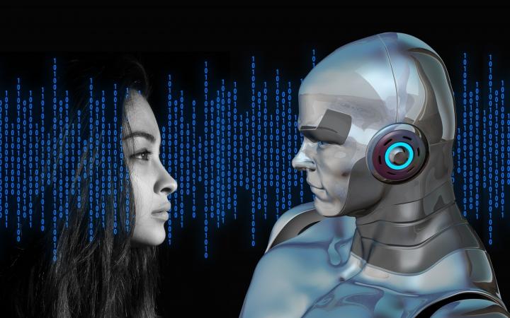 《紐約時報》發文宣稱與機器人結婚已成為主流。 (圖:pixabay)
