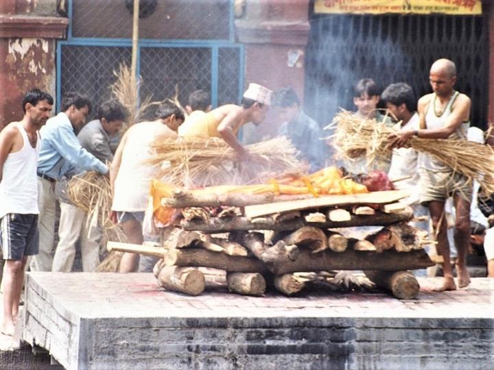 尼泊爾民間宗教盛行。(圖:FreeImage)