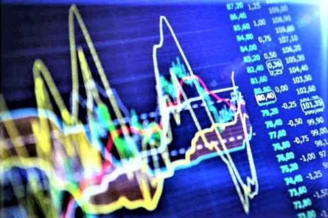 投資者的情緒與股票巿場指數同步起跌。(圖:網絡圖片)