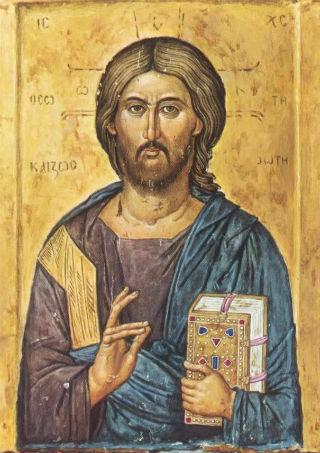 東正教屬靈操練之一:默觀禱告。(圖:網絡圖片)