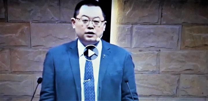 秋雨聖約教會繼續上載王怡牧師昔日的講道視頻。(圖:秋雨聖約教會)