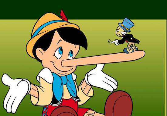 《木偶奇遇記》教導孩子不可撒謊。(圖:網絡圖片)
