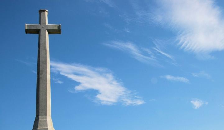 仰望基督活出聖潔生命。(圖:FreeImage)