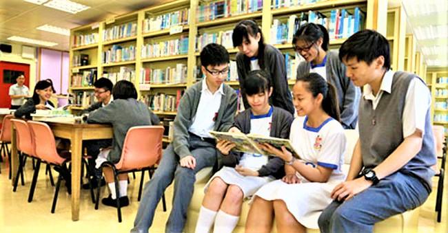 近六成青少年表示社會著重學歷,學業成績好才有更多工作選擇。(圖:香港政府資料檔)