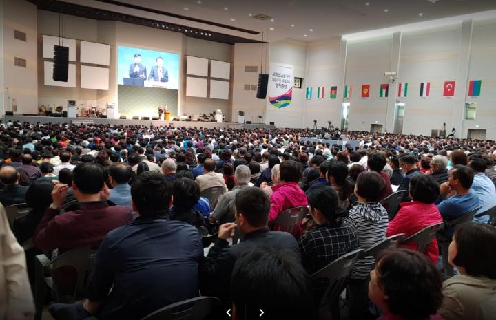 BTJ 國際中心5月舉行國際宣教會議。(圖:BTJ )