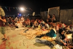 難民營內缺乏食物水與私隱.JPG