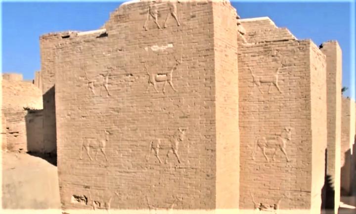 巴比倫遺址列入世界遺產名錄。(圖:網絡圖片)