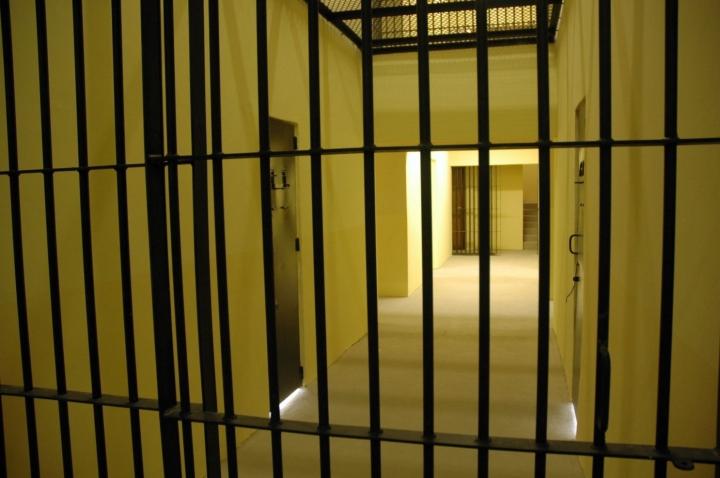 監獄囚室。(圖:FreeImage)