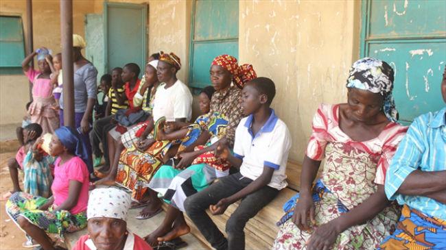 去年10月尼日利亞十多條基督徒村落被武裝分子夷為平地。(圖:敞開的門網)
