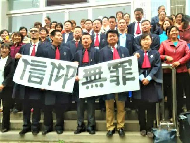 2016宗教自由報告中國再列特別關注國。(圖:博文社)