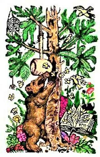 450歷史的西班牙語《熊版聖經》。(圖:The Biblia del Oso網站)
