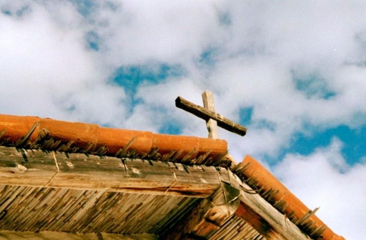 木製十字架。(圖:網絡圖片)