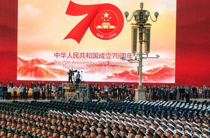 中國十一國慶。(圖:CNN)