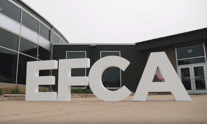 """美國播道會舉辦""""EFCA One 2019""""場館。(圖:EFCA)"""