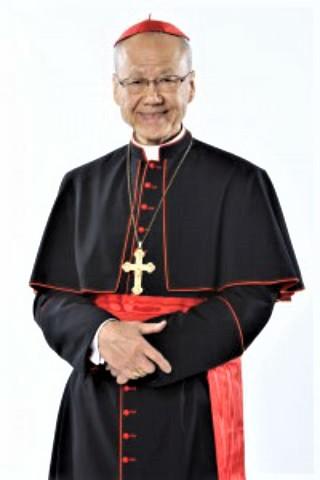 湯漢樞機。(圖:天主教香港教區)