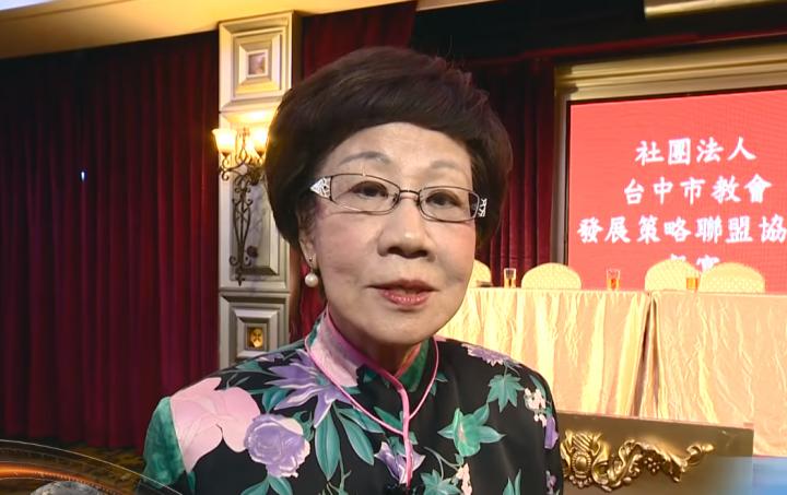 前副總統呂秀蓮。(圖:GOOD TV)