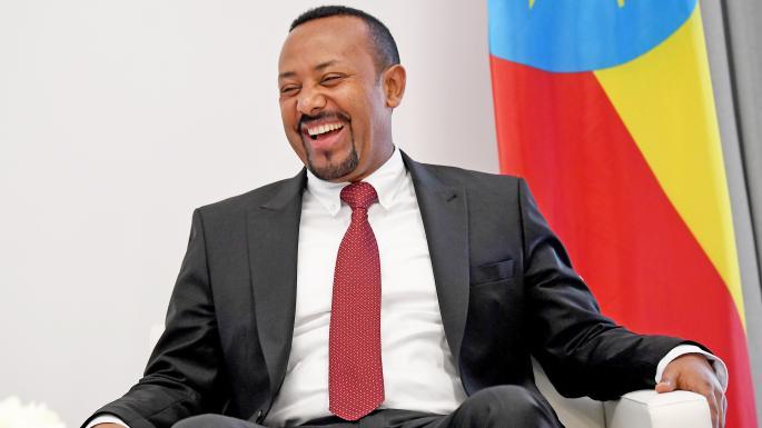 埃塞俄比亞總理艾哈邁德。(圖:alamy.com)