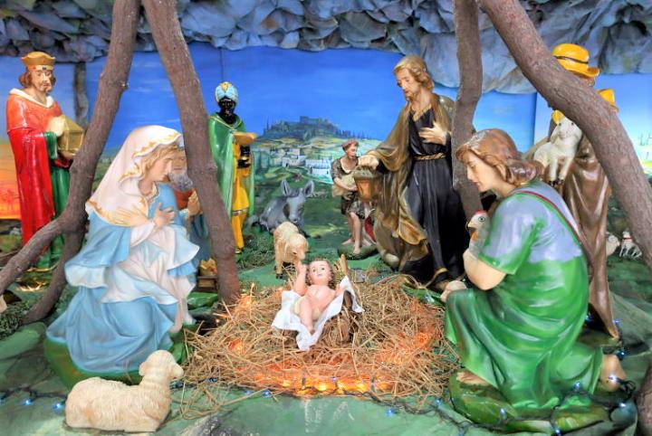 耶穌基督降生賜世人盼望。(圖:Studio Incendo)