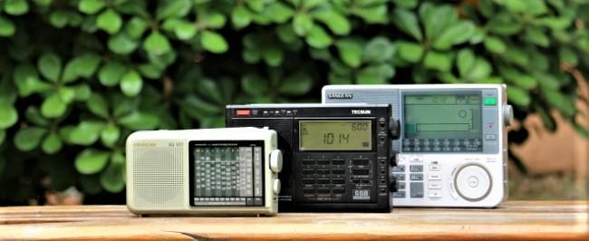 收音機成為福音廣播新工具。(圖:網絡圖片)