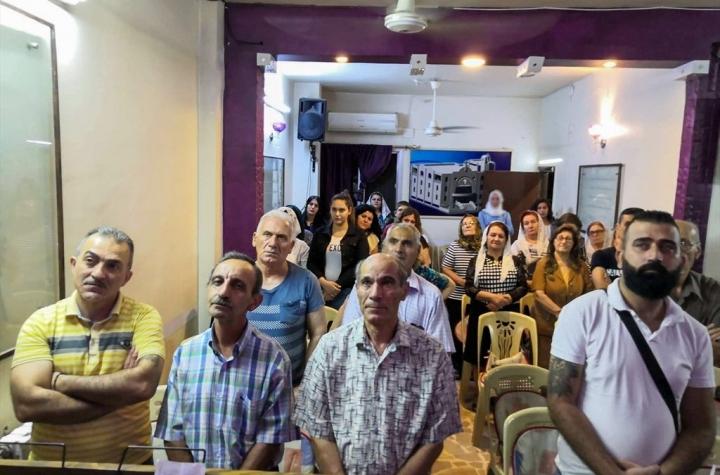 土耳其基督徒聚會。(圖:敞開的門)
