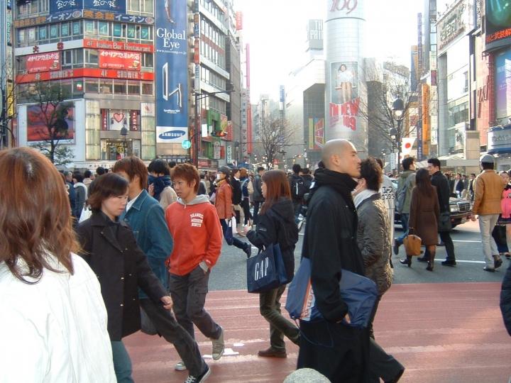 日本教界新年祝福民眾。(圖:FreeImage)