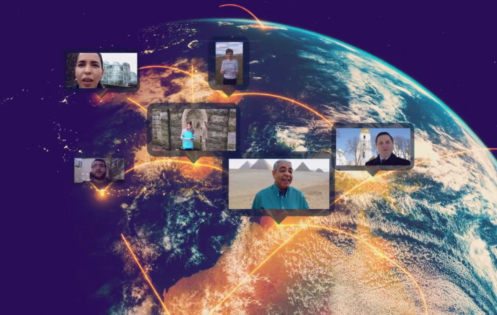 「2020全球聖經年」約200國家500領袖及機構參與。(圖:Bible 2020 facebook)