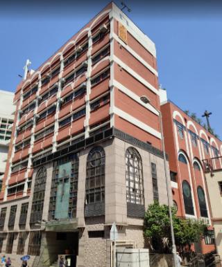 香港聖公會聖匠堂。(圖:google map)