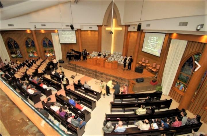 印尼華人基督教會聯會2017年培靈會。(圖:印尼華人基督教會聯會網頁)