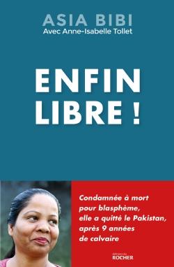 阿西亞·比比回憶錄《終於自由!》。(圖:amazon)