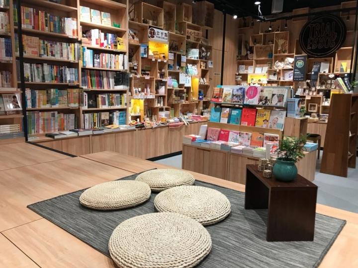 突破書室咖啡與書香。(圖:基督教出版聯會網站)