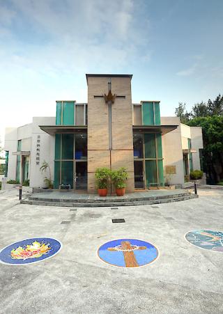 建道神學院。(圖:建道神學院網)