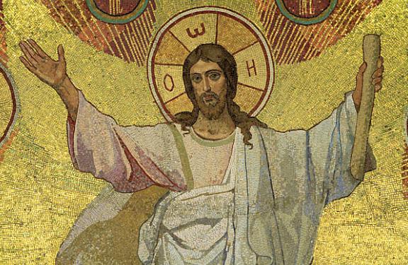 耶穌基督聖畫。(圖:網絡圖片)