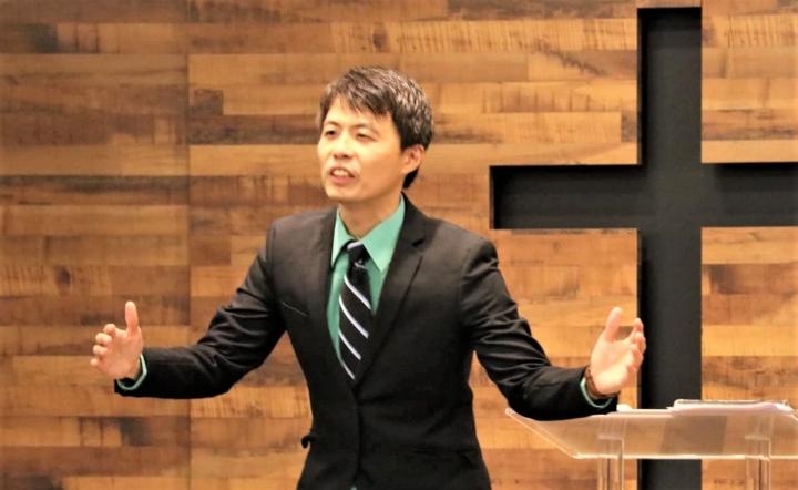 朱志山牧師。(圖:新加坡基督生命堂)