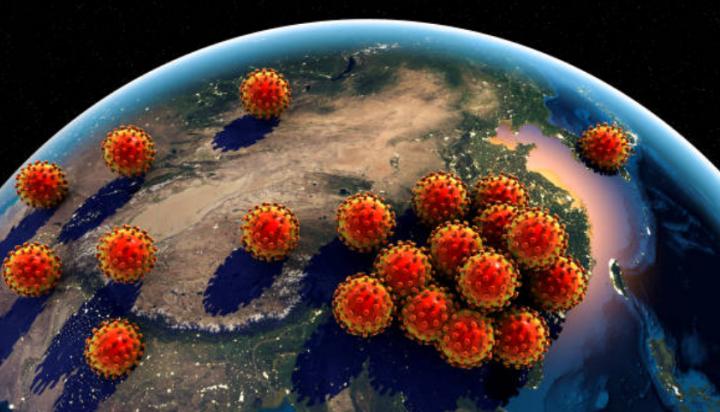 新冠肺炎在全球蔓延。(圖:Getty Images)