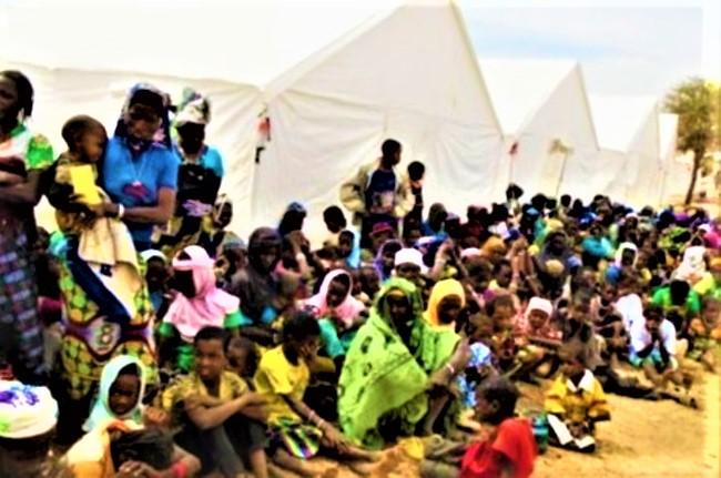 在布基納法索飢餓與暴力是人民面對的危機。(圖:網絡圖片)