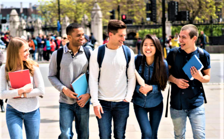 中國海外留學生2018年突破60萬。(示意圖:Getty Images)
