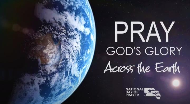 美國國家祈禱日。(圖:Billy Graham Evangelistic Association)