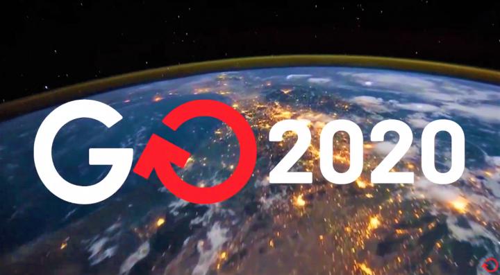 「全球外展佈道日」舉辦「GO 2020」推動信徒參與全球佈道。(圖:全球外展佈道日網站)