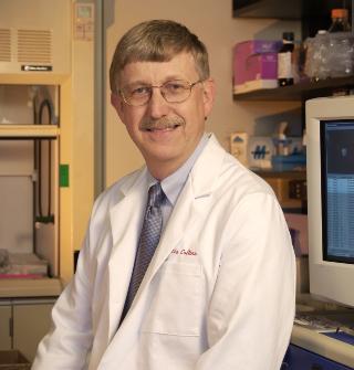 遺傳學家法蘭西斯·柯林斯[Francis Collins]。(圖:維基百科)