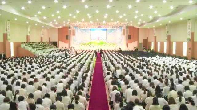 韓國新天地異端教會。(圖:網絡圖片)