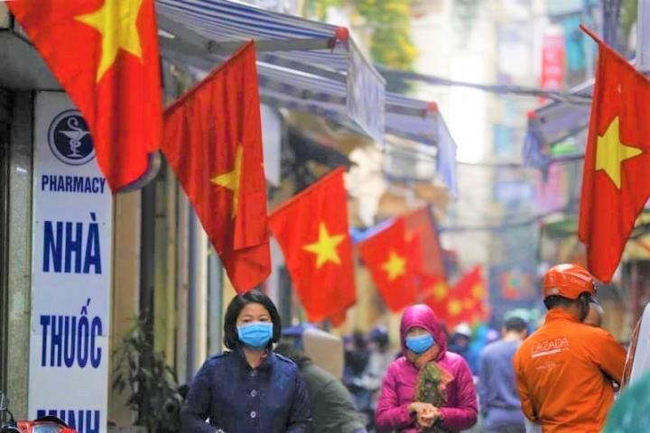 越南低確診病例為亞洲國家少有。(圖:網絡圖片)