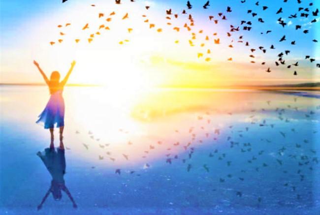 信徒最大祝福是任何景況緊抓上帝。(圖:flickr)